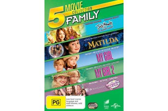 Matilda / My Girl / My Girl 2 / Judy Moody and the Not Bummer Summer / Am DVD