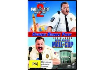 Paul Blart Mall Cop 1 and 2 DVD Region 4
