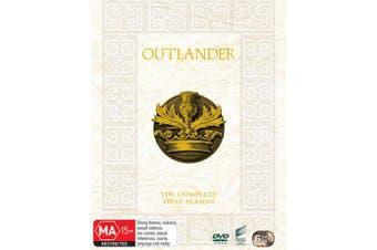 Outlander Complete Season 1 DVD Region 4