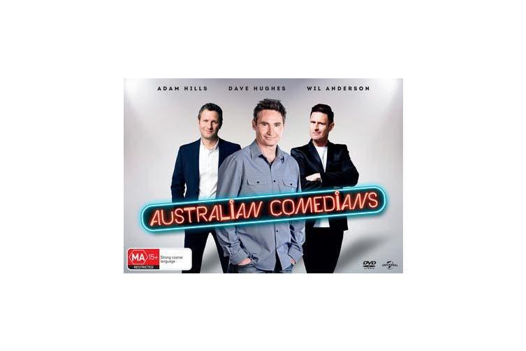 Australian Comedians DVD Region 4