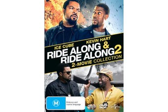 Ride Along 1 & 2 DVD Region 4