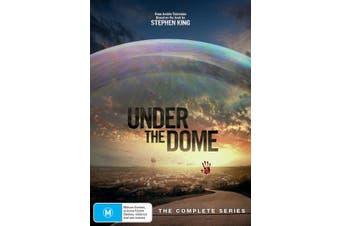Under the Dome Seasons 1-3 DVD Region 4