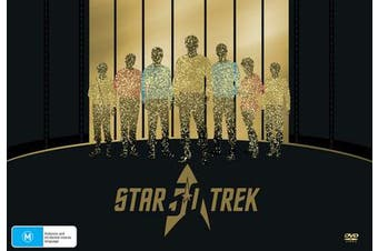Star Trek 50th Anniversary Collection DVD Region 4