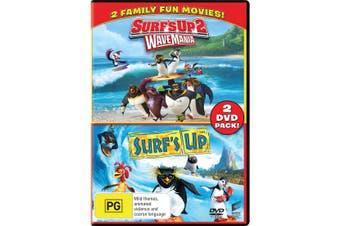 Surfs Up / Surfs Up 2 WaveMania DVD Region 4