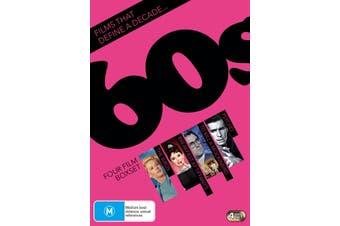 Films That Define a Decade 60s DVD Region 4