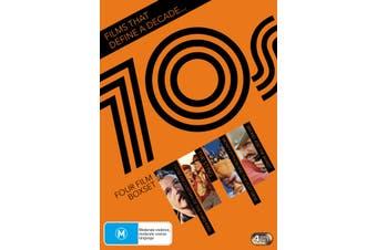 Films That Define a Decade 70s DVD Region 4