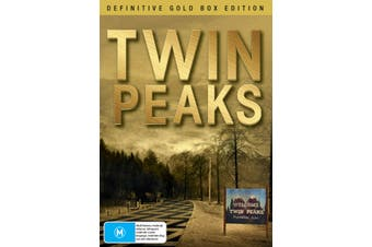 Twin Peaks Collection DVD Region 4
