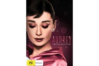 Audrey Hepburn Timeless Collection Box Set DVD Region 4