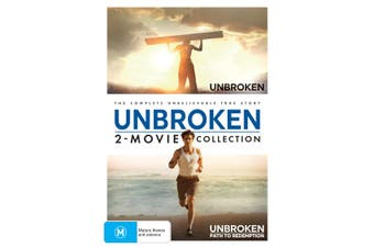 Unbroken / Unbroken Path to Redemption DVD Region 4