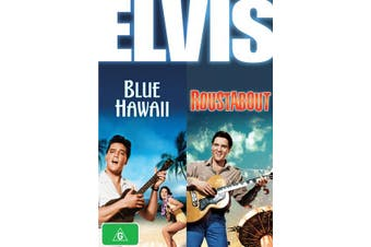 Elvis Blue Hawaii / Roustabout DVD Region 4