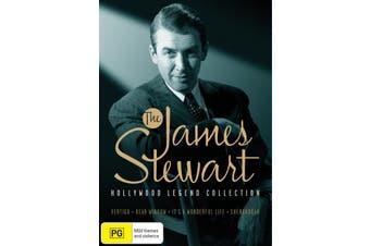 The James Stewart Hollywood Legend Collection Box Set DVD Region 4