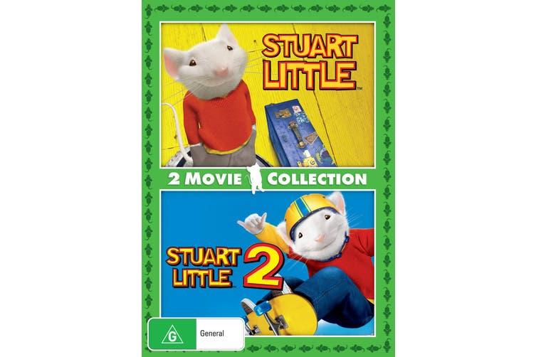 Stuart Little / Stuart Little 2 DVD Region 4