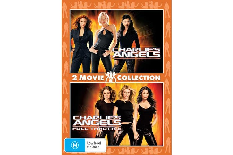 Charlies Angels / Charlies Angels Full Throttle DVD Region 4