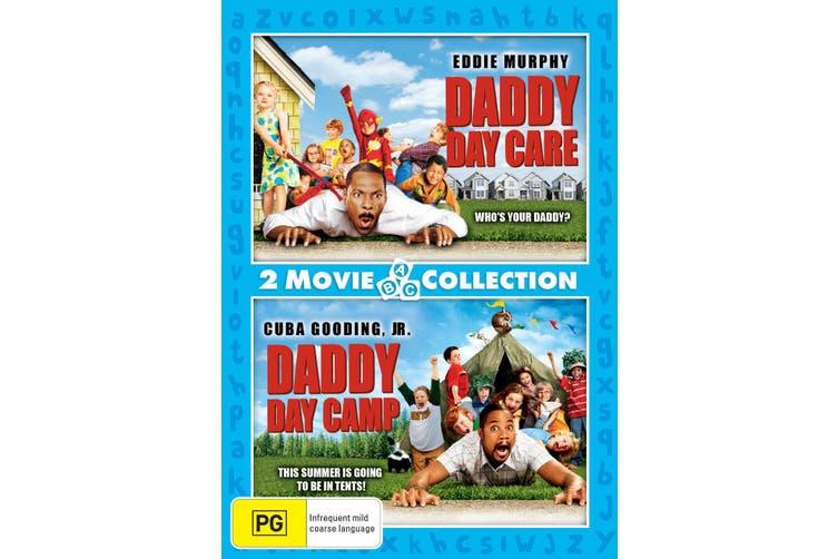 Daddy Day Care / Daddy Day Camp DVD Region 4