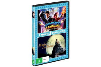 The Adventures of Shark Boy and Lava Girl / Magic in the Water DVD Region 4