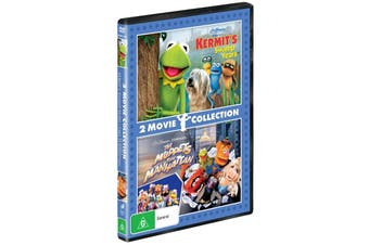 Kermits Swamp Years / The Muppets Take Manhattan DVD Region 4