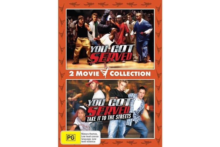 You Got Served / You Got Served Take It to the Streets DVD Region 4
