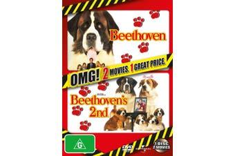 Beethoven / Beethovens 2nd DVD Region 4