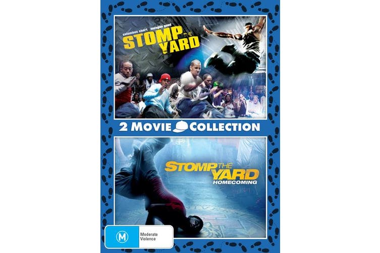 Stomp the Yard / Stomp the Yard Homecoming DVD Region 4
