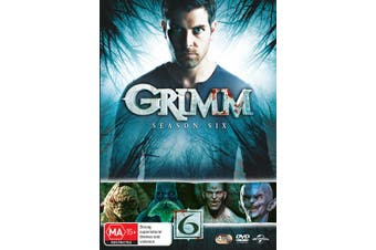 Grimm Season 6 Box Set DVD Region 4