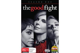 The Good Fight Season 1 DVD Region 4