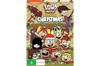 The Loud House A Very Loud Christmas DVD Region 4