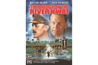 The Bridge On the River Kwai DVD Region 4