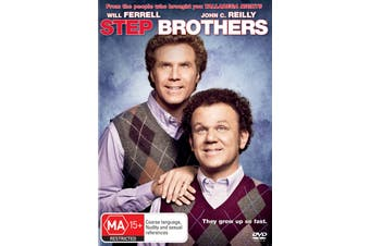 Step Brothers DVD Region 4