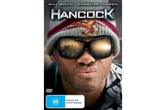 Hancock DVD Region 4