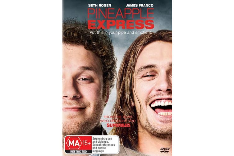 Pineapple Express DVD Region 4