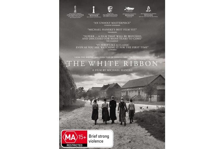 The White Ribbon DVD Region 4