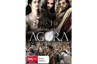 Agora DVD Region 4