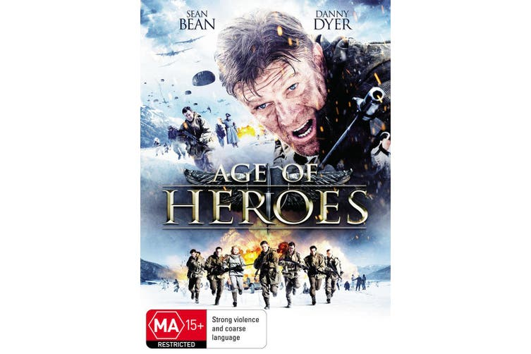 Age of Heroes DVD Region 4