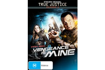True Justice Vengeance Is Mine DVD Region 4