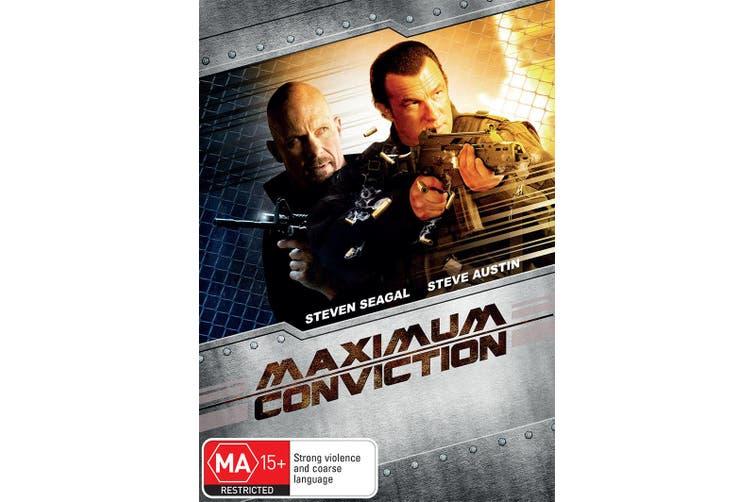 Maximum Conviction DVD Region 4