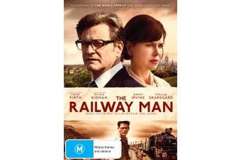 The Railway Man DVD Region 4