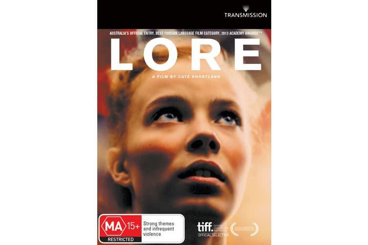 Lore DVD Region 4