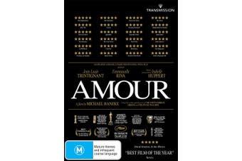 Amour DVD Region 4