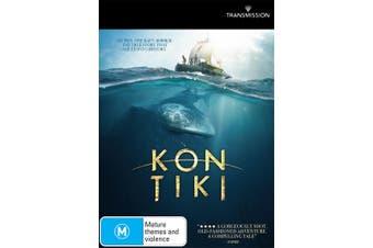 Kon Tiki DVD Region 4