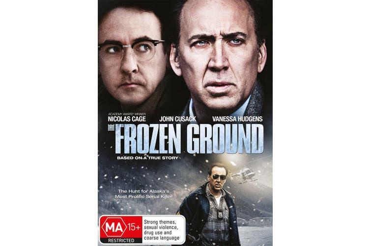 The Frozen Ground DVD Region 4