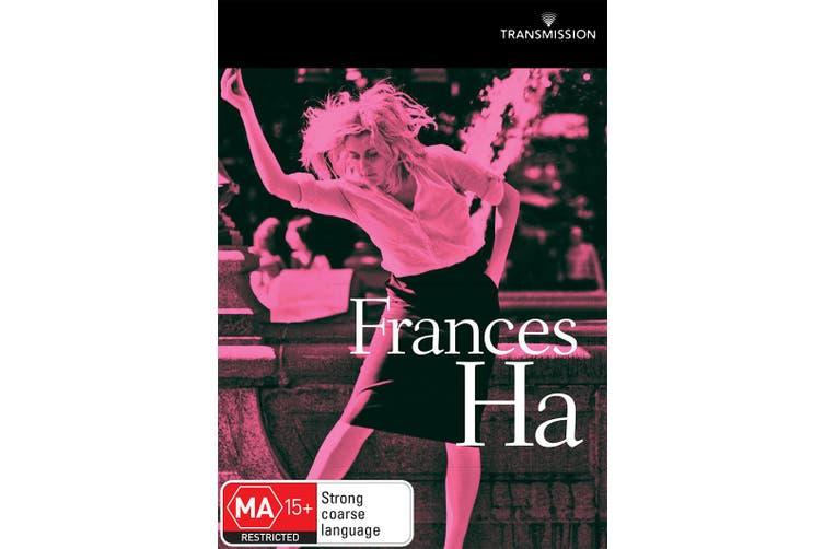 Frances Ha DVD Region 4