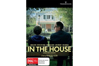 In the House DVD Region 4