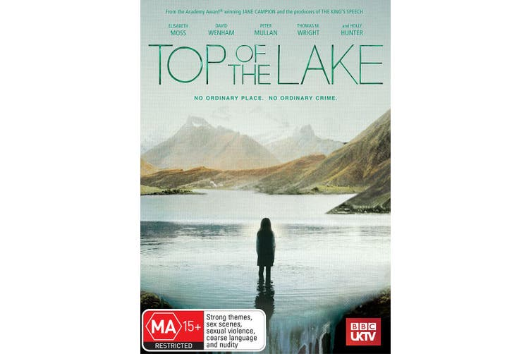 Top of the Lake DVD Region 4