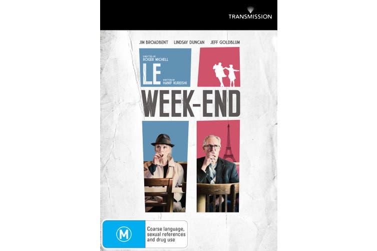 Le Week end DVD Region 4