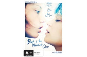 Blue Is the Warmest Colour DVD Region 4