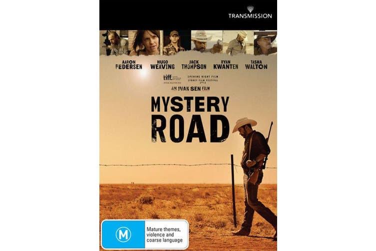 Mystery Road DVD Region 4