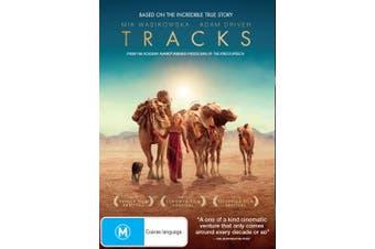 Tracks DVD Region 4