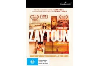 Zaytoun DVD Region 4