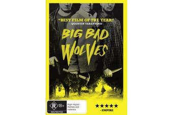 Big Bad Wolves DVD Region 4
