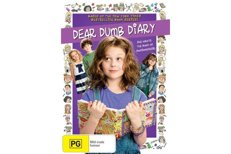 Dear Dumb Diary DVD Region 4